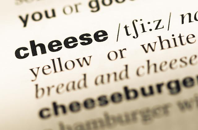 チーズ 語源