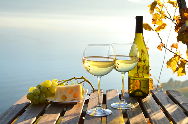 エメンタール 白ワイン