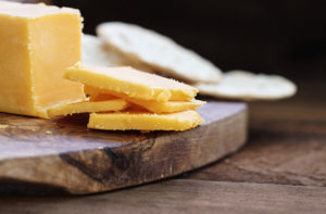 チェダー チーズ
