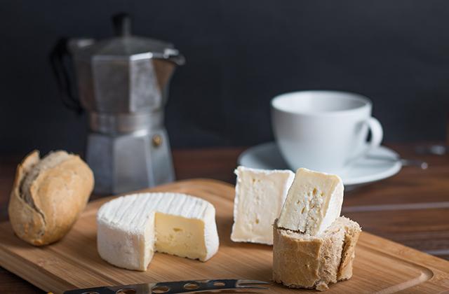 コーヒー チーズ
