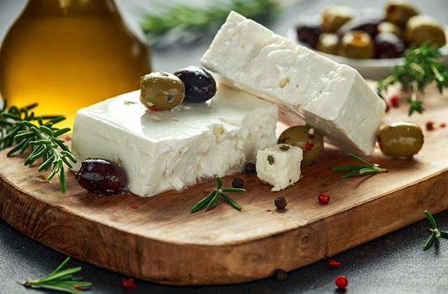 フェタ チーズ