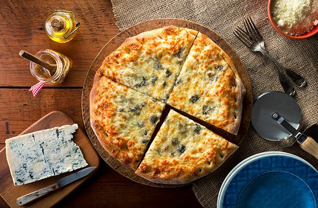ゴルゴンゾーラ ピザ
