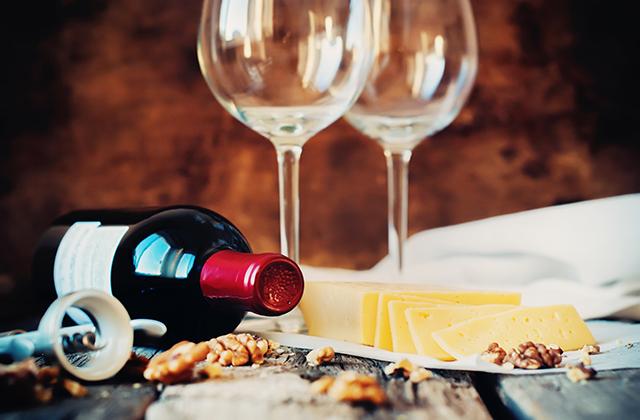 ゴーダ 赤ワイン