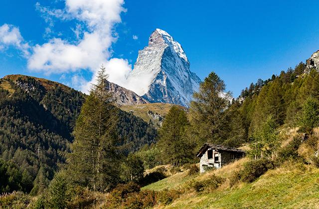スイス ヴァレー州