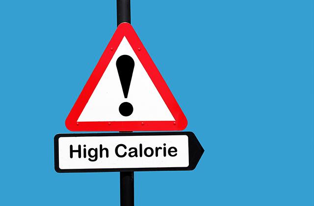 高カロリー
