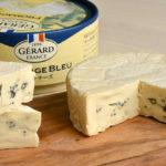 フランス産の量産タイプ「ジェラール ブルーチーズ」は青かびと白かびチーズのいいとこ取り!