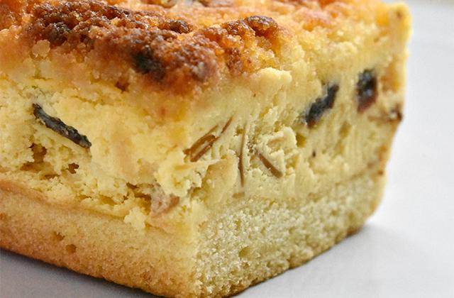 プレミアムチーズケーキ生地