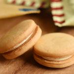 大人味のクッキー「宝製菓 塩バタかまん」